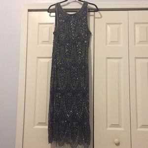 Worn once sequenced dress